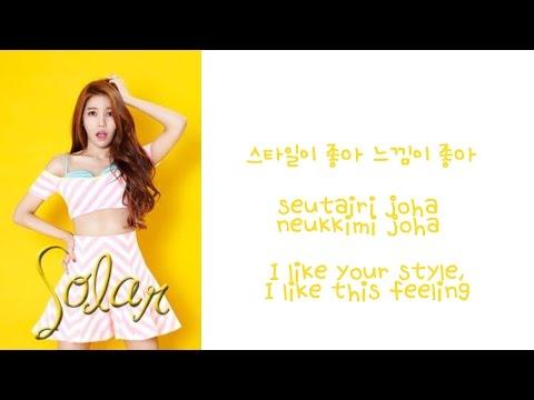Mamamoo (마마무)- Um Oh Ah Yeh (음오아예) Color Coded Lyrics [Han/Rom/Eng]