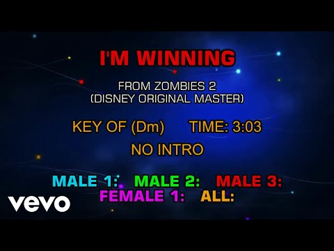 zombies-2---i'm-winning-(karaoke)
