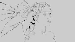 Daenerys Targaryen - Game Of Thrones (Esboço)