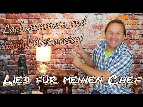 Lied für meinen Chef, lustig -  Lachnummern und (Sch)Weinereien - Lieder, Gedichte von Thomas Koppe