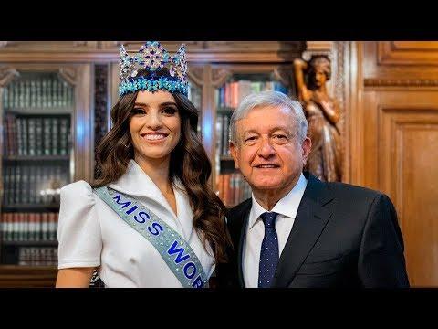 Encuentro con Miss Mundo 2018