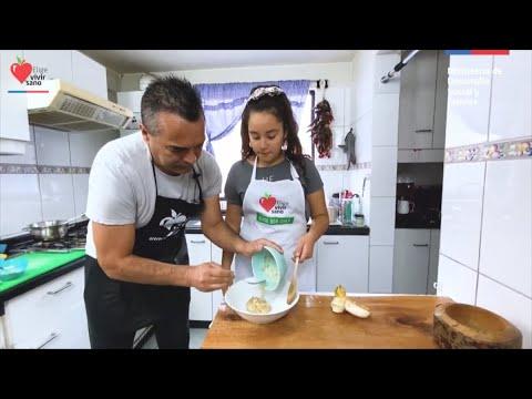 44% de los chilenos subió de peso en cuarentena: frituras y pasteles son los causantes