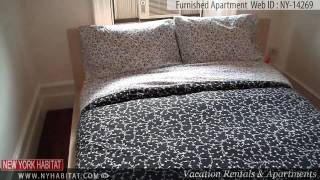 New York - Video tour of a One Bedroom apartment on the Upper West Side
