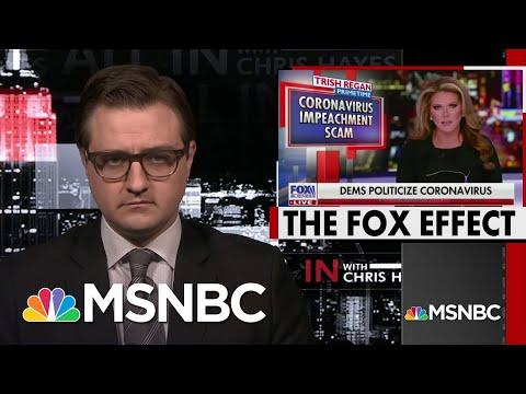 Murdochs Failed To Rein In Fox News 'Hoax' Narrative Amid Coronavirus: NYT | All In | MSNBC