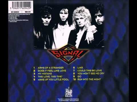 Signal - Loud And Clear 1989 [Full Album]