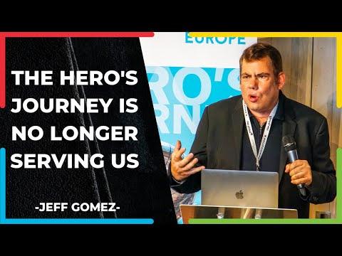 The Hero's Journey is no longer serving us - Jeff Gomez