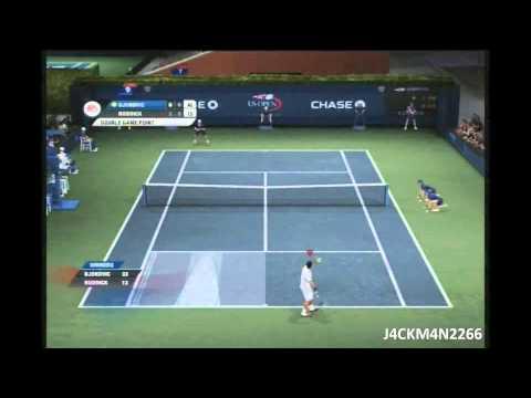 Grand Slam Tennis 2 - Djokovic Vs Roddick