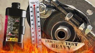 Agip eni i-Ride Moto GP 4T 10W60 Jak skutecznie olej chroni silnik? 100°C