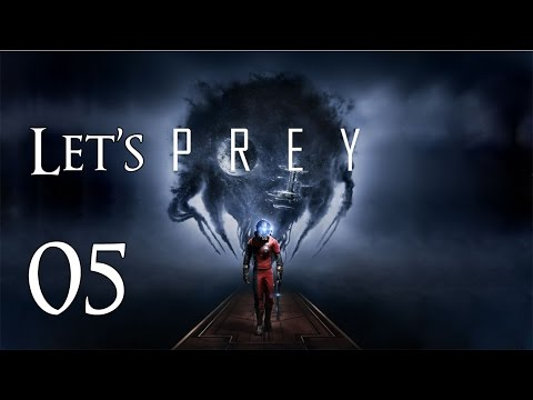 Prey - Let's Play Part 5: Machine Shop