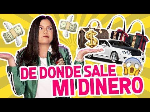 COMO HACER DINERO | DE DONDE VIENE MI DINERO | EL MUNDO DE CAMILA