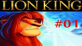 Vyrida Let's Play - The Lion King ( Část 01 )