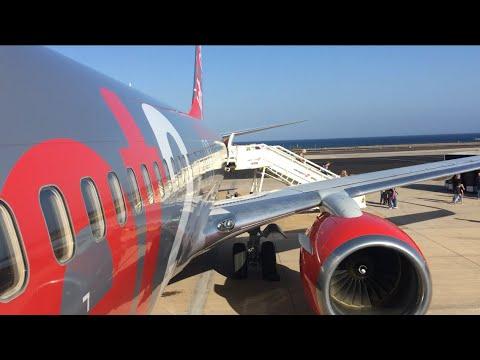 Trip Report | Jet2 | East Midlands-Arrecife | Boeing 737-800
