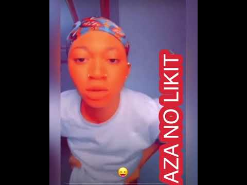 Download A Lady from Tanzania twerk her booty to ABIMBOLA Aza no limit song on pants