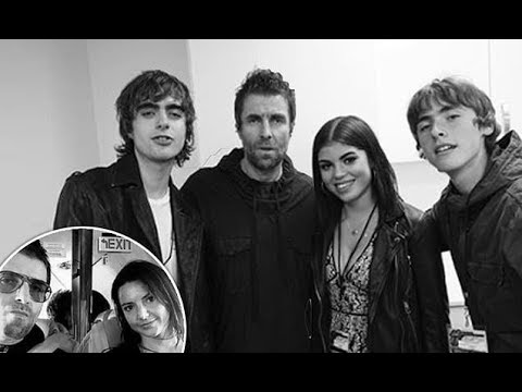 ✅  Liam Gallagher 'hires a private jet to fly 24 friends including children Lennon, Gene and Molly t