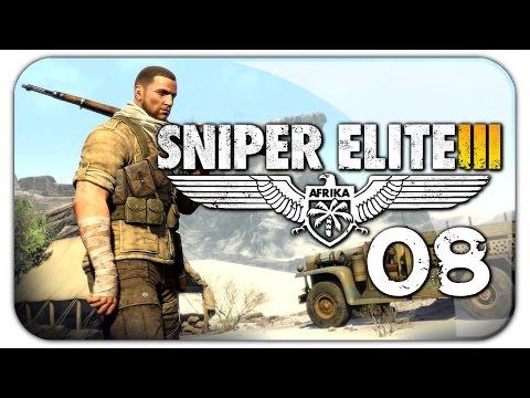 Sniper Elite III: Afrika (#8) Oaza Siwa.