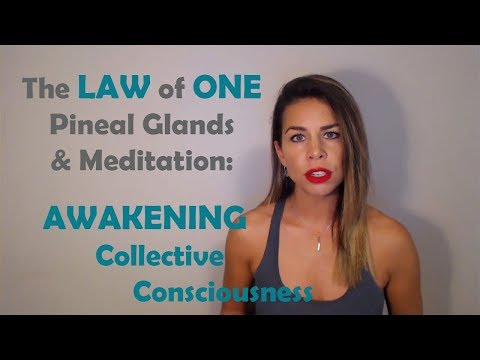 The Law of One, Pineal Glands & Meditation: Awakening the Collective Consciousness