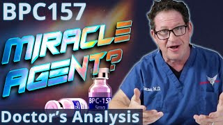 BPC157 Peptide - Miracle Agent? Doctor's Analysis