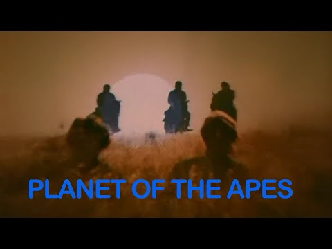 Planet Of The Apes Series 1974  Theme HD Dolby