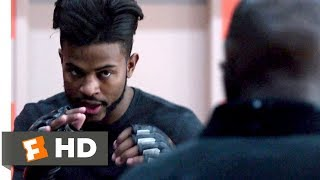 Superfly (2018) - Drugs and Jiu-Jitsu Scene (2/10) | Movieclips