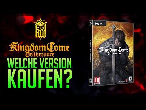 DELUXE VS STANDARD - Kingdom Come Deliverance Version kaufen Tipps
