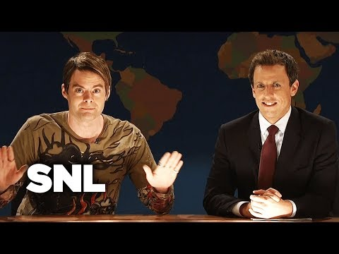Weekend Update: Stefon on Halloween's Hottest Tips - SNL