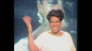 Aretha Franklin & George Michael - I Knew You Were Waiting (For Me) [Official Video]