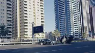 Amazing Stunt Driving in Dubai by Ken Block