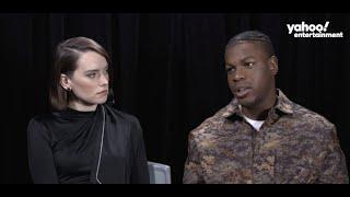 Baixar Daisy Ridley, John Boyega and Oscar Isaac on their 'Star Wars' legacy