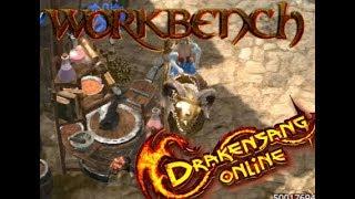Drakensang Online 🐉 Werkbank crafting (deutsch)