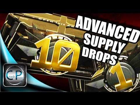 EARN FREE ADVANCED SUPPLY DROPS! (COD AW) How To Get Free Advanced Supply Drops