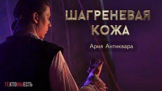 Те кто мы есть – Ария Антиквара (тизер концерта Шагреневая кожа, 7 сентября в Санкт-Петербурге)