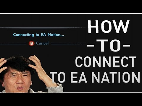 Skate 3: How To Connect To EA (Tutorial)