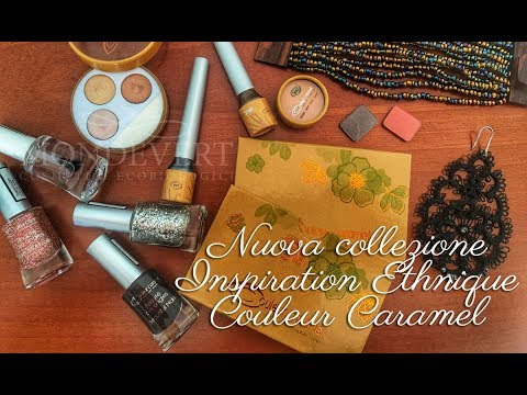 Inspiration Ethnique, la nuova collezione makeup Couleur Caramel: scopriamola insieme!