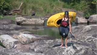 Whitewater in Columbus GA? Longest Urban Whitewater Kayaking Course in the World