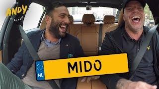 Mido - Bij Andy in de auto