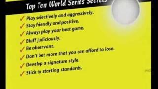 4 Видео урок покера от Криса Манимейкера