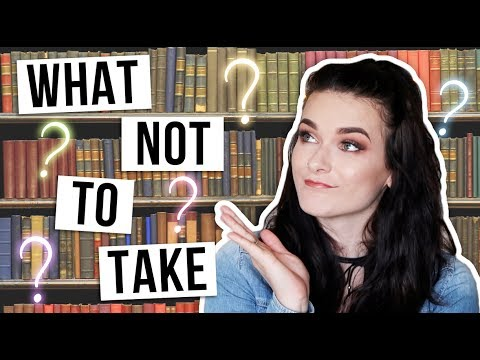 What NOT To Take To University!! | ohhitsonlyalice