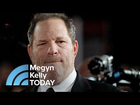 Harvey Weinstein Could Soon Face Arrest   Megyn Kelly TODAY