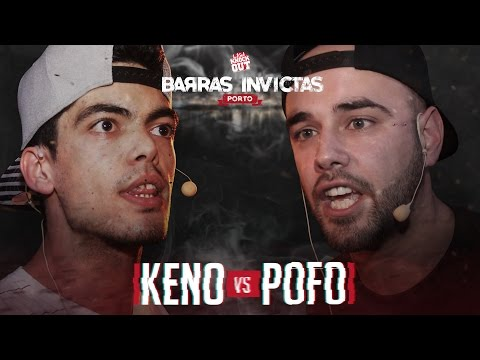 Liga Knock Out/ EarBox Apresentam: Keno vs Pofo (Barras Invictas)