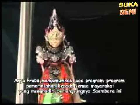 Download Dalang Asep Sunandar Sunarya Sayembara Dewi Kunti Part 11