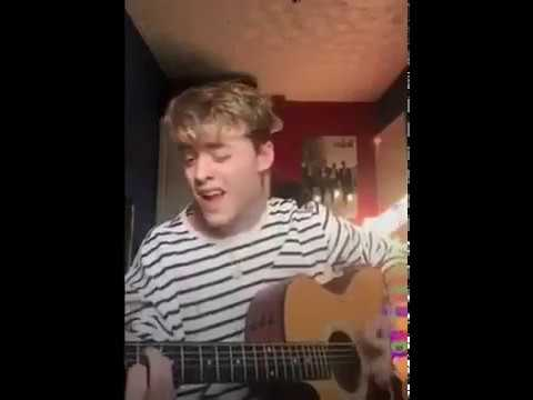 Permission - New Hope Club (Acoustic Reece Bibby LIVE Bedroom Version)