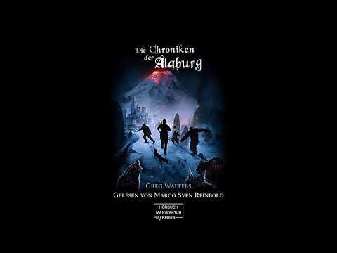 Die Chroniken der Alaburg (Die Farbseher Saga 3) YouTube Hörbuch Trailer auf Deutsch
