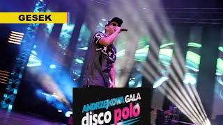Gesek - Andrzejkowa Gala - Gdynia 2015 (Disco-Polo.info)