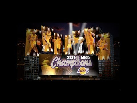 L.A Lakers, 2010 Champions NBA - VOSTFR