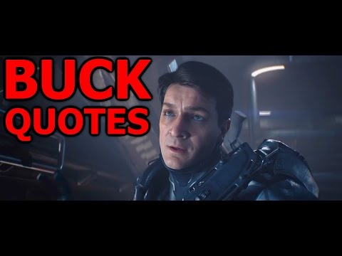 The Best Edward Buck Quotes - Halo 5 Campaign Gameplay (Halo 5 Guardians)
