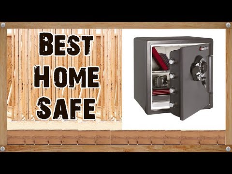 5 Best Home Safe 2017 & 2018, Video Reviews