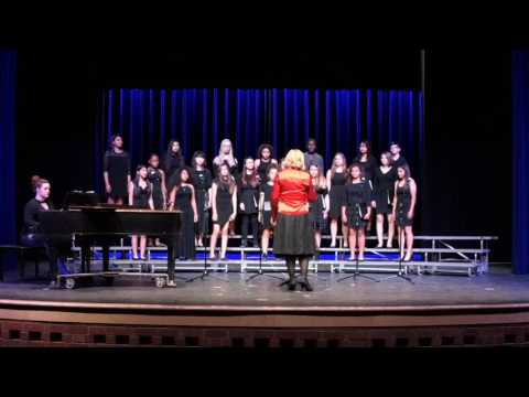 2017 Advanced Women's/Beginning Mixed Ensemble Festival