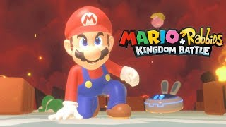 Mario + Rabbids Kingdom Battle - All Power-Ups