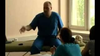 005 Остеопатия Обучение пальпации