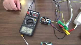 Посылки из Китая. MPPT контроллер 5A, DC-DC преобразователи, вольтметр и амперметр, разъёмы 10А